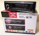 Авто радио . MP3 плеър 6249, Bluetooth - Чете от USB, SD или MMC карта