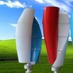 Вятърен генератор EMDE-SOLAR NE-W 400W 12/24v със контролер