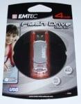 Флаш памет   EMTEC 4GB