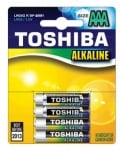 Батерия TOSHIBA LR03G/1,5V ALKAL