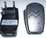 Адаптер . 220V-5V 0.5A на USB