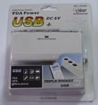 . USB Преход за авто запалка